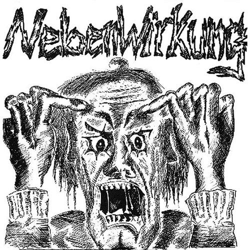"""NEBENWIRKUNG / VIEL ZEIT BLEIBT UNS NICHT MEHR (7"""")"""