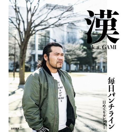 MC 漢 a.k.a. GAMI / 毎日パンチライン