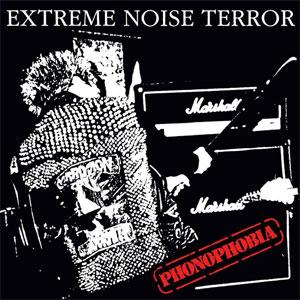EXTREME NOISE TERROR / PHONOPHOBIA (2LP's)