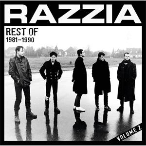 RAZZIA / ラッツィア / REST OF 1981-1990 VOLUME 2