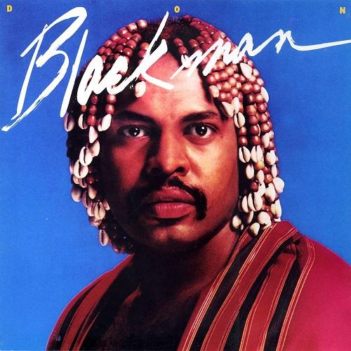DON BLACKMAN / ドン・ブラックマン / DON BLACKMAN(LP)