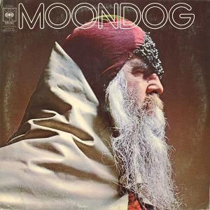 MOONDOG / ムーンドッグ / Moondog(LP)