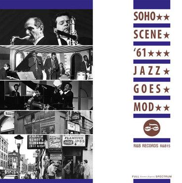 V.A.  / オムニバス / Soho Scene 61 Jazz Goes Mod(LP)