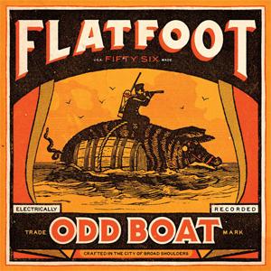 FLATFOOT 56 / フラットフットフィフティーシックス / ODD BOAT