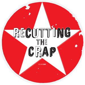 V.A. / RECUTTING THE CRAP VOL. 1 (LP)