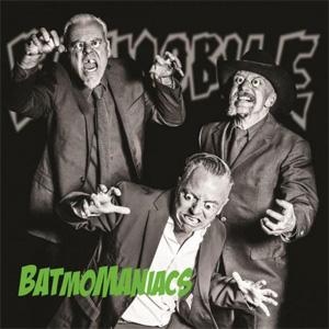"BATMOBILE / BATMOMANIACS (7"")"