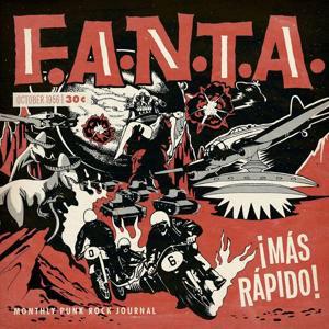 F.A.N.T.A. / ファンタ / MAS RAPIDO!!