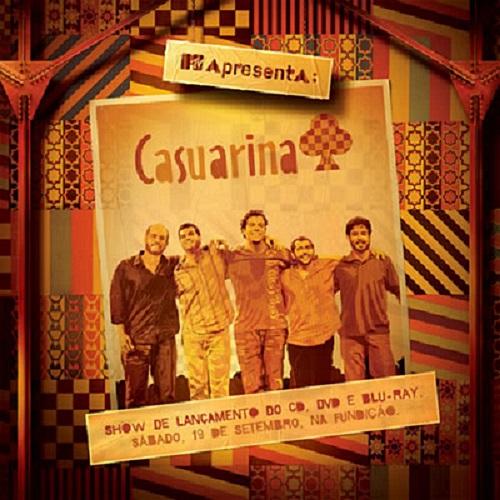 CASUARINA / カズアリーナ / MTV APRESENTA CASUARINA - RODA DE SAMBA
