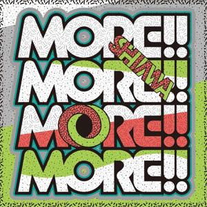 SHIMA (JPN) / MORE!!MORE!!MORE!!MORE!!(通常盤)