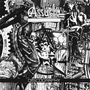ASSUCK / アサック / DISCOGRAPHY 1989-1998