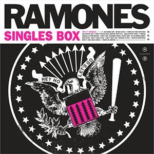 "RAMONES / ラモーンズ / 76-'79 SINGLES BOX (10X7"")"