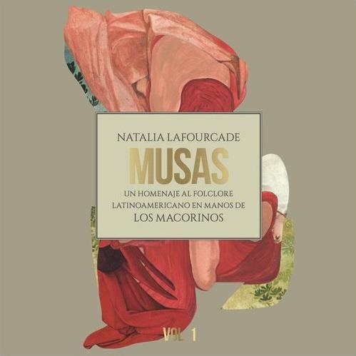 NATALIA LAFOURCADE / ナタリア・ラフォルカデ / MUSAS (UN HOMENAJE AL FOLCLORE LATINAMERICA EN)