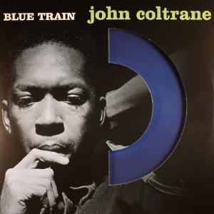 JOHN COLTRANE / ジョン・コルトレーン / Blue Train(LP/BLUE VINYL)