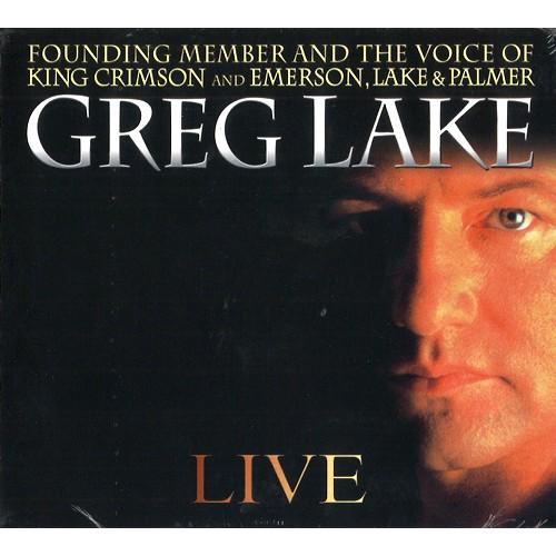 GREG LAKE / グレッグ・レイク / LIVE