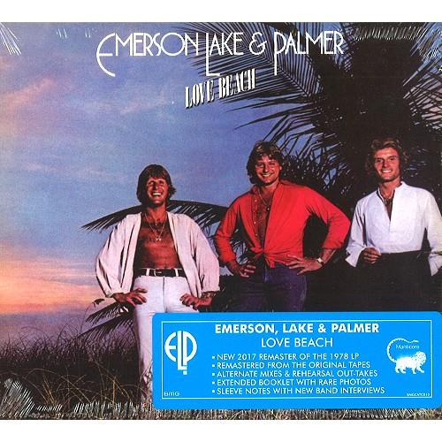 EMERSON, LAKE & PALMER / エマーソン・レイク&パーマー / LOVE BEACH - 2017 REMASTER