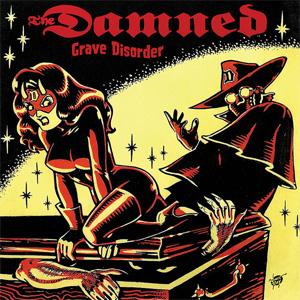 DAMNED / GRAVE DISORDER (LP)