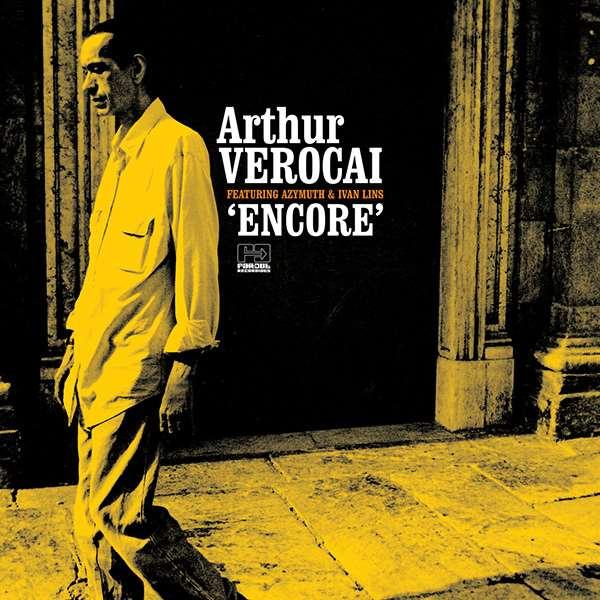 ARTHUR VEROCAI / アルトゥール・ヴェロカイ / ENCORE (LP)