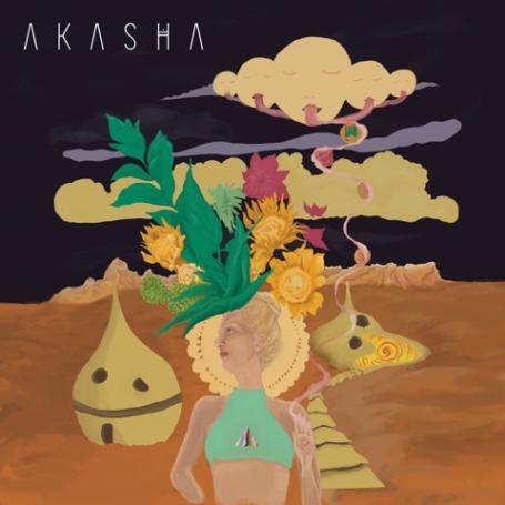 MNDSGN & NANNA B / AKASHA  (prod. by Mndsgn) 7inch