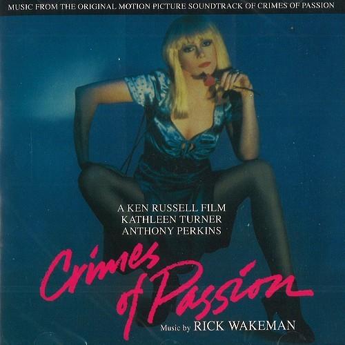 RICK WAKEMAN / リック・ウェイクマン / CRIME OF PASSION