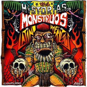 V.A. / HISTORIAS DE MONSTRUOS LATINOAMERICANOS VOL.1 (2CD-R)