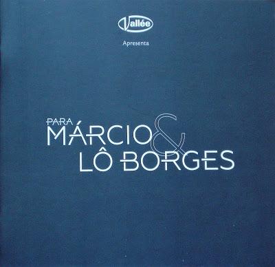 TULIO MOURAO, MARCOS DANILO, PABLO BARATA E GLADSON BRAGA / トゥーリオ・モウラォン & マルコス・ダニーロ & パブロ・バラータ & グラヂソン・ブラーガ / PARA MARCIO & LO BORGES