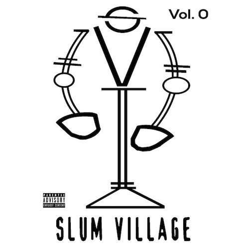 "SLUM VILLAGE / スラムヴィレッジ / VOL. 0 ""LP"""