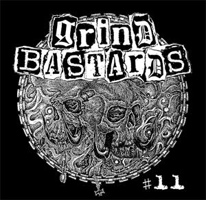 VA (GRIND FREAKS) / GRIND BASTARDS #11