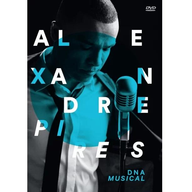 ALEXANDRE PIRES / アレシャンドレ・ピレス / DNA MUSICAL (DVD)