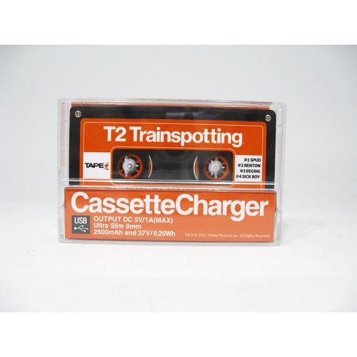 バッテリーチャージャー / T2トレインスポッティング × TAPES