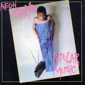 NEON HEARTS / ネオンハーツ / POPULAR MUSIC (LP)