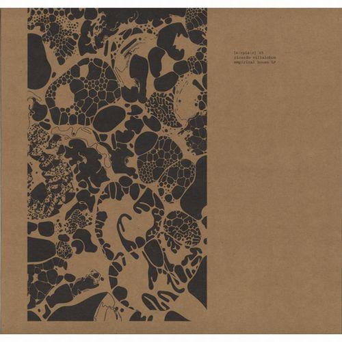 RICARDO VILLALOBOS / リカルド・ヴィラロボス / EMPIRICAL HOUSE LP
