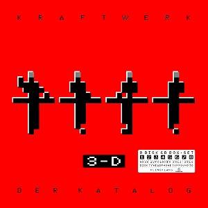KRAFTWERK / クラフトワーク / 3-D DER KATALOG