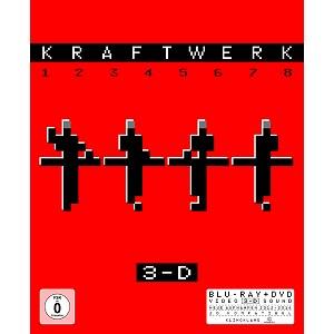 KRAFTWERK / クラフトワーク / 3-D DER KATALOG: BLU-RAY+DVD