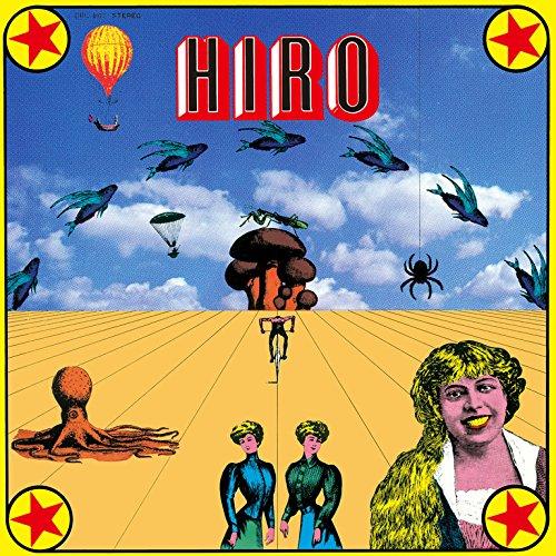 HIRO YANAGIDA / 柳田ヒロ / HIRO(完全限定生産 アナログ盤)
