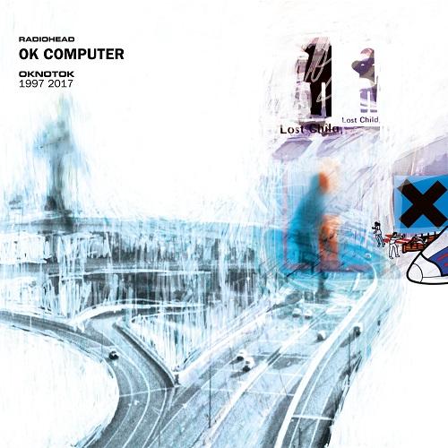 RADIOHEAD / レディオヘッド / OK COMPUTER OKNOTOK 1997  2017