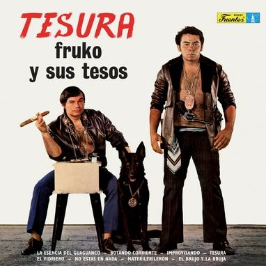 FRUKO Y SUS TESOS / フルーコ・イ・ス・テソス / TESURA
