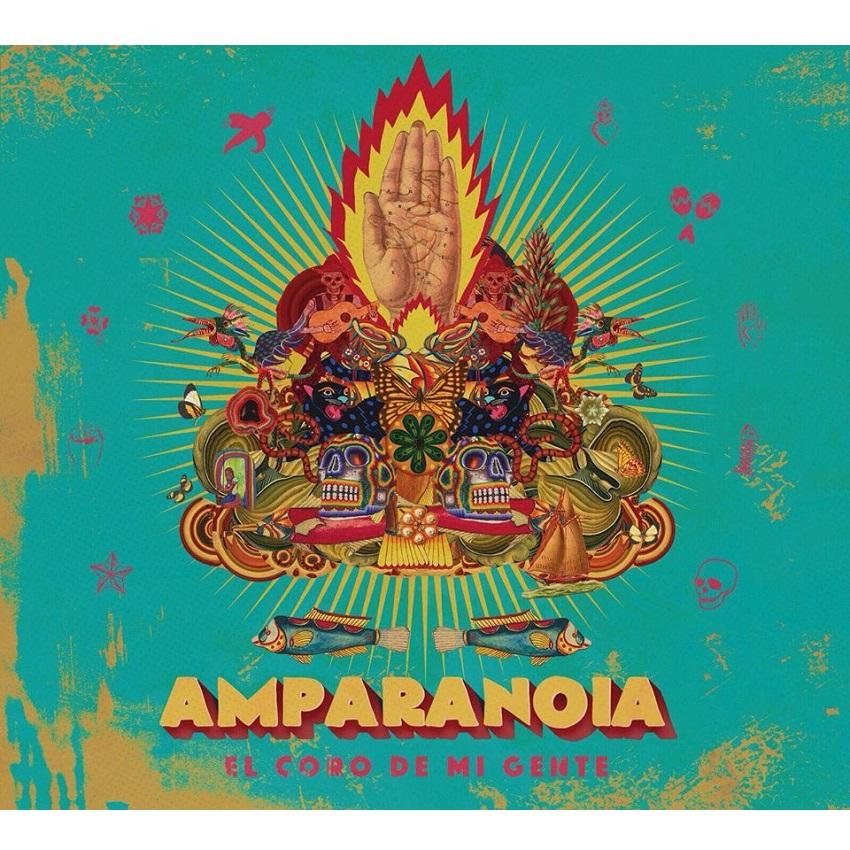 AMPARANOIA / アンパラノイア / EL CORO DE MI GENTE