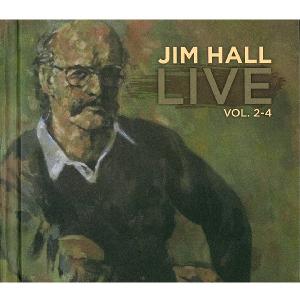 JIM HALL ジム・ホール / Live Vol.2-4(3CD)