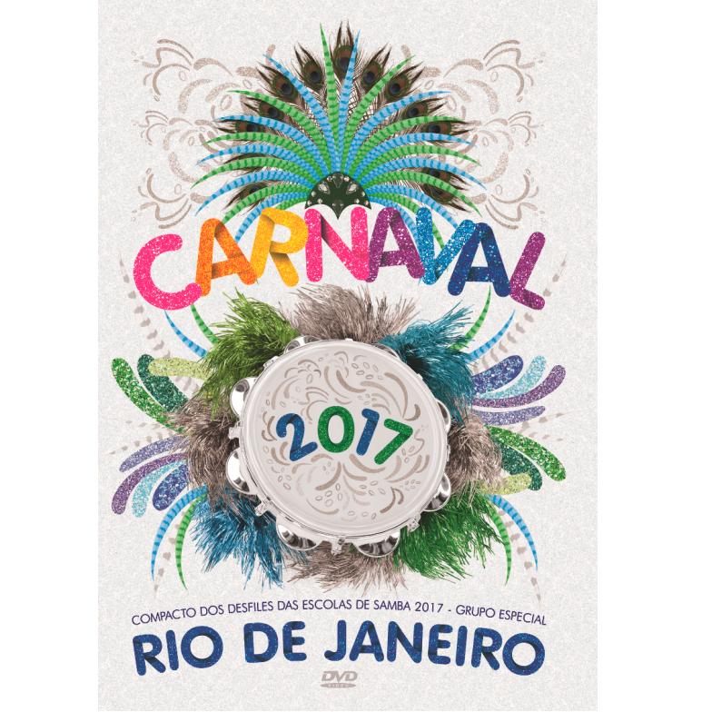 V.A. (SAMBAS ENREDO RIO DE JANEIRO) / オムニバス / CARNAVAL 2017 SAMBAS ENREDO RIO DE JANEIRO (DVD)