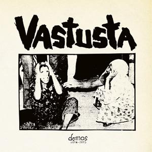 VASTUSTA / DEMOS 2014 - 2015 (CD)