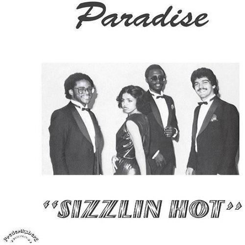 PARADISE (SOUL) / パラダイス / SIZZLIN HOT (LP)
