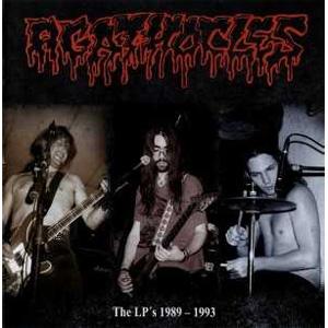 AGATHOCLES / LP'S 1989-1993