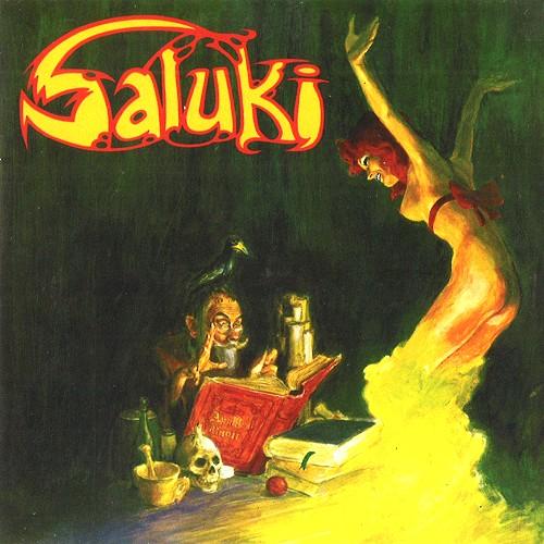 SALUKI / SALUKI