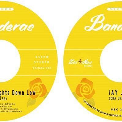BANDERAS / バンデラス / TURN YOUR LIGHTS DOWN LOW / ¡AY JOE! / ターン・ユア・ライツ・ダウン・ロウ / ¡アイ・ジョー!