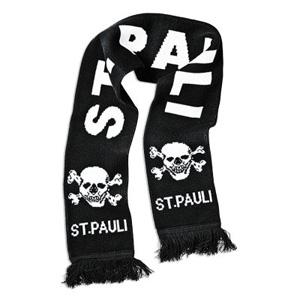 ST.PAULI / SKULL SCARF