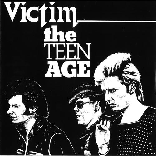 """VICTIM / ヴィクティム / TEEN AGE (7"""")"""