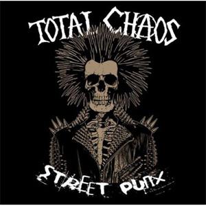 TOTAL CHAOS / トータルカオス / STREET PUNX