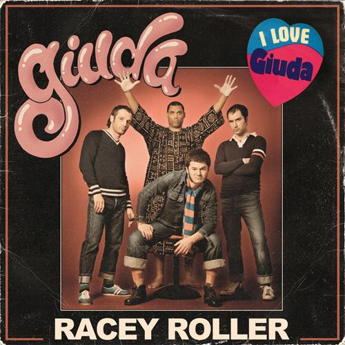 GIUDA (ITALY) / RACEY ROLLER (LP)