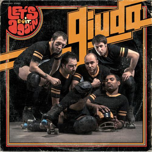 GIUDA (ITALY) / LET'S DO IT AGAIN (LP)
