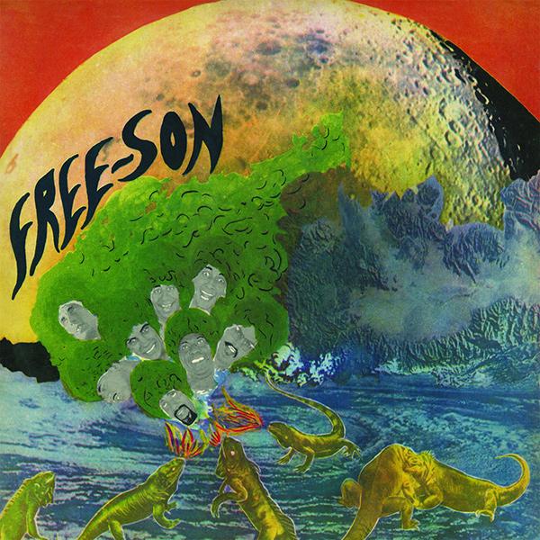 FREE-SON / フリー・ソン / BANGUELE